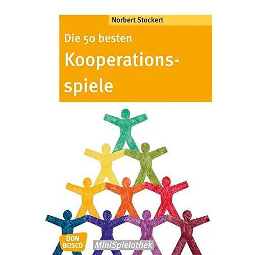 Norbert Stockert - Die 50 besten Kooperationsspiele. (Don Bosco MiniSpielothek) - Preis vom 11.05.2021 04:49:30 h