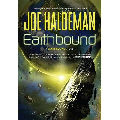 Joe Haldeman - Earthbound (A Marsbound Novel, Band 3) - Preis vom 23.01.2021 06:00:26 h