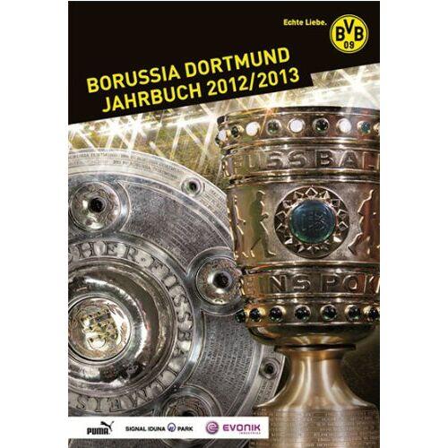 Borussia Dortmund - Borussia Dortmund: Jahrbuch 2012/13 - Preis vom 07.03.2021 06:00:26 h