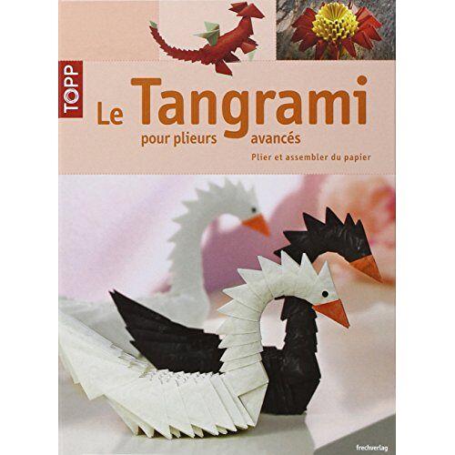 Armin Täubner - Le Tangrami pour plieurs avancés : Plier et assembler du papier - Preis vom 17.10.2020 04:55:46 h