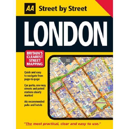 - AA Street Atlas London: Midi (AA Street by Street) - Preis vom 11.05.2021 04:49:30 h