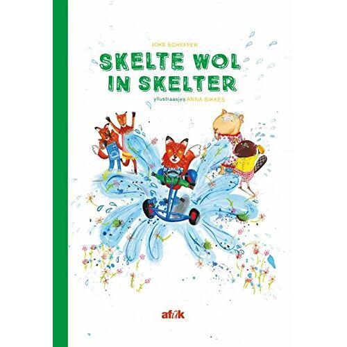 Joke Scheffer - Skelte wol in skelter - Preis vom 20.10.2020 04:55:35 h