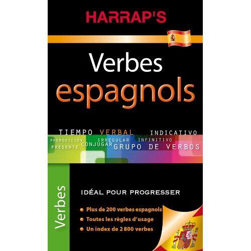 Harrap - Verbes espagnols - Preis vom 20.10.2020 04:55:35 h