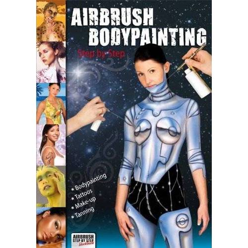 Roger Hassler - Airbrush Bodypainting Step by Step - Preis vom 20.10.2020 04:55:35 h