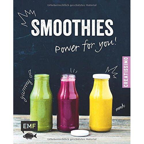 Irina Pawassar - Smoothies - Power for you! - Preis vom 19.02.2020 05:56:11 h