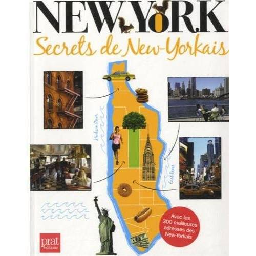 Annick Herbelin Bourbon - New York : Secrets de New-Yorkais - Preis vom 18.04.2021 04:52:10 h