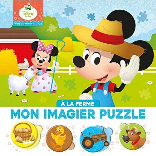 - Mon imagier puzzle : A la ferme - Preis vom 20.10.2020 04:55:35 h