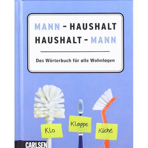Hans Borghorst - Mann - Haushalt, Haushalt - Mann: Das Wörterbuch für alle Wohnlagen - Preis vom 05.08.2020 04:52:49 h