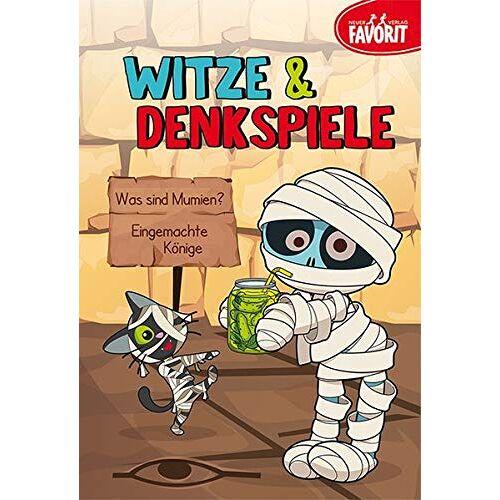 - Witze & Denkspiele - Preis vom 05.03.2021 05:56:49 h
