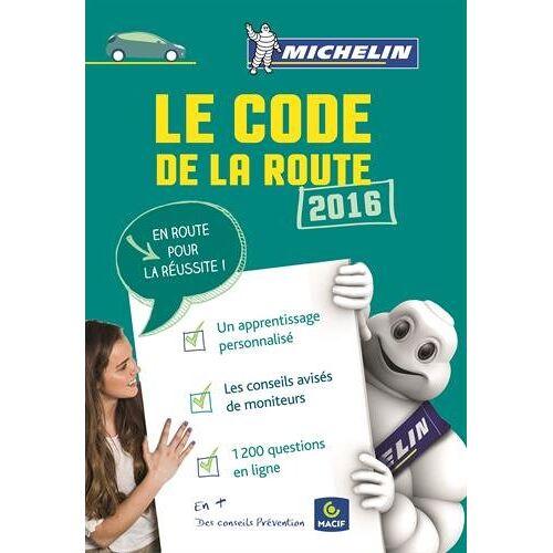 Michelin - Le code de la route 2016 - Preis vom 06.09.2020 04:54:28 h