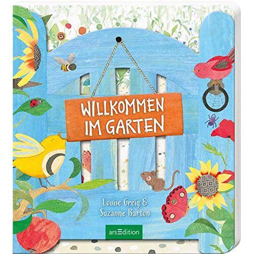 Louise Greig - Willkommen im Garten - Preis vom 15.04.2021 04:51:42 h