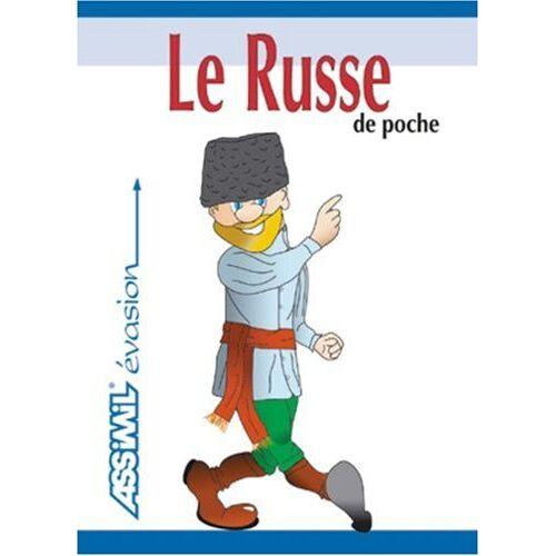 Elke Becker - Le Russe de Poche ; Guide de conversation - Preis vom 06.04.2020 04:59:29 h