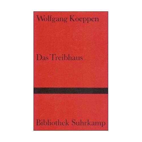 Wolfgang Koeppen - Das Treibhaus - Preis vom 20.10.2020 04:55:35 h