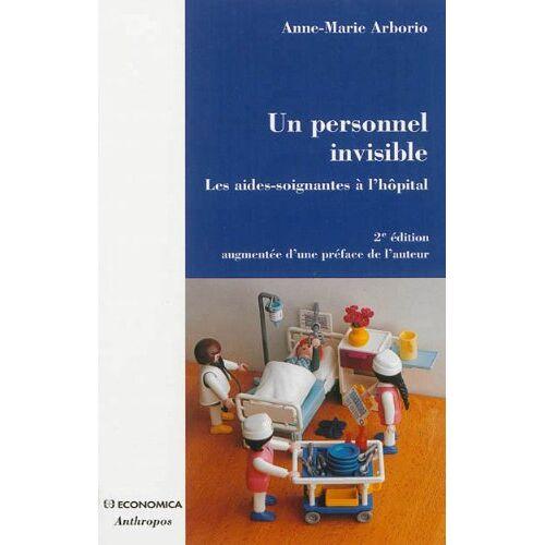 Anne-Marie Arborio - Personnel invisible (Un) - Preis vom 20.10.2020 04:55:35 h