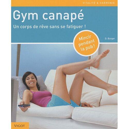 Doris Burger - Gym canapé - Preis vom 06.09.2020 04:54:28 h