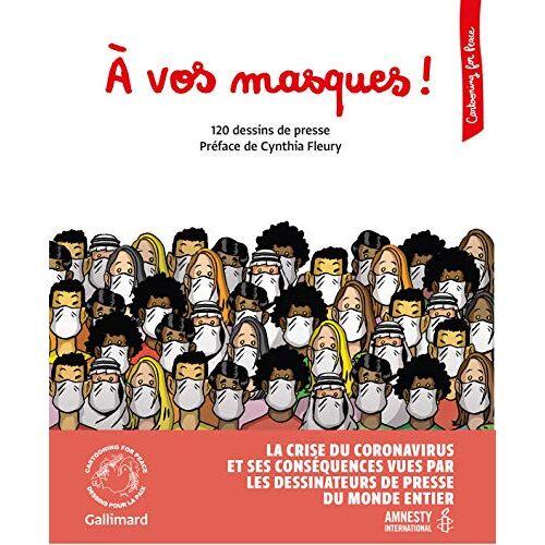 - A vos masques !: 120 dessins de presse (Cartooning for Peace) - Preis vom 27.02.2021 06:04:24 h