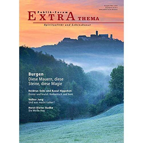Hartmut Meesmann - Burgen – Diese Mauern, diese Steine, diese Magie (Publik-Forum Extra) - Preis vom 16.04.2021 04:54:32 h