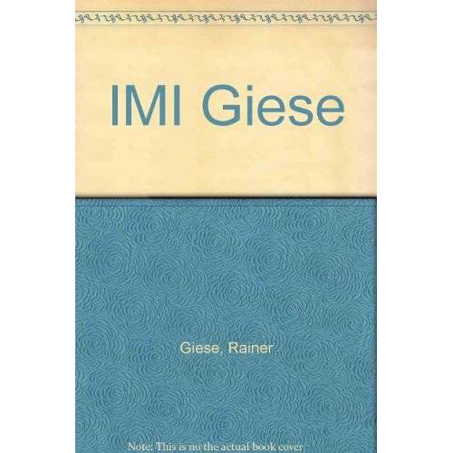 Rainer Giese - A IMI Giese - Preis vom 15.05.2021 04:43:31 h