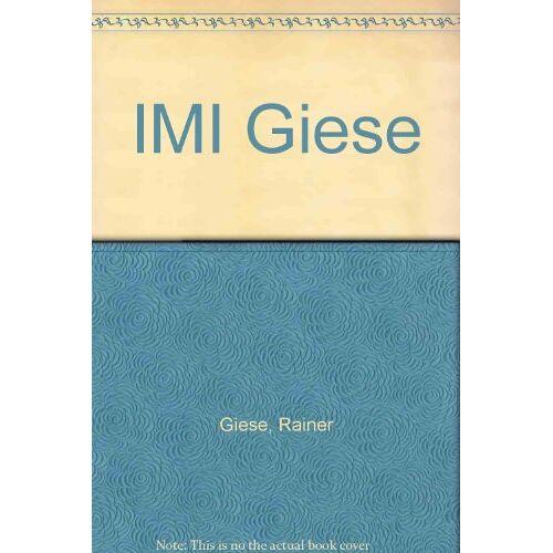 Rainer Giese - A IMI Giese - Preis vom 27.02.2021 06:04:24 h
