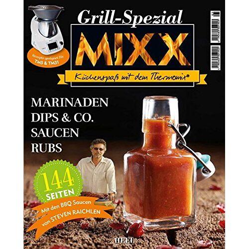 - Sonderheft MIXX: Grill-Spezial: Küchenspaß mit dem Thermomix® - Preis vom 21.04.2021 04:48:01 h