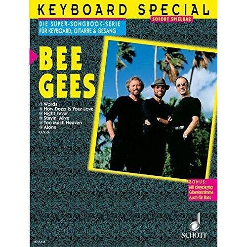 - Bee Gees: Keyboard, Gitarre und Gesang. (Keyboard Special) - Preis vom 06.05.2021 04:54:26 h