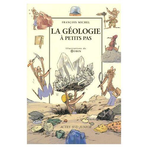 François Michel - La géologie à petits pas - Preis vom 12.05.2021 04:50:50 h