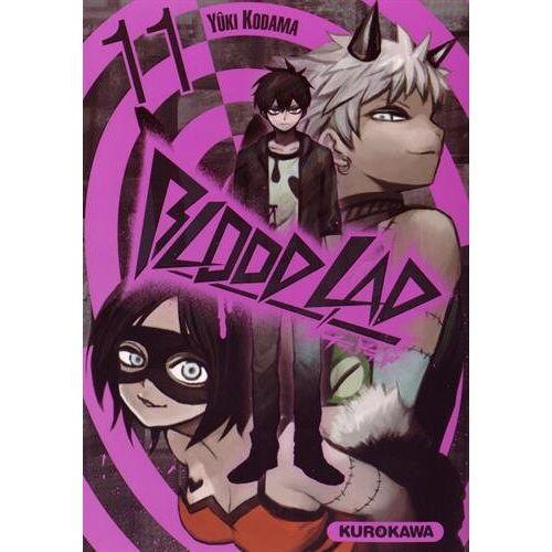 Yûki Kodama - Blood Lad, Tome 11 : - Preis vom 24.02.2021 06:00:20 h