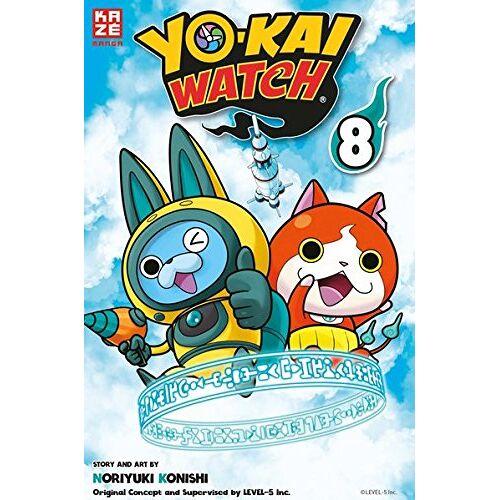 Noriyuki Konishi - Yo-kai Watch 08 - Preis vom 24.02.2021 06:00:20 h