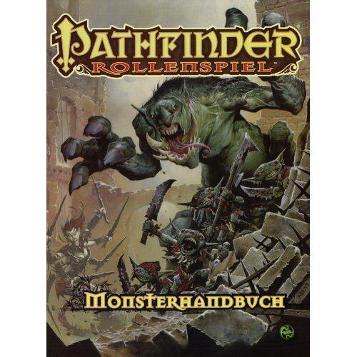 - Pathfinder: Monsterhandbuch - Preis vom 06.05.2021 04:54:26 h