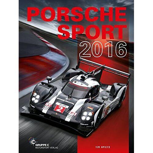 Tim Upietz - Porsche Motorsport / Porsche Sport 2016 - Preis vom 24.02.2021 06:00:20 h