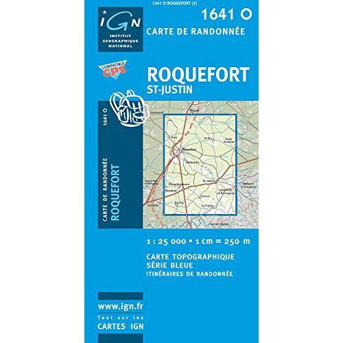 IGN - Roquefort / St-Justin 2010 (SERIE BLEUE) - Preis vom 12.04.2021 04:50:28 h