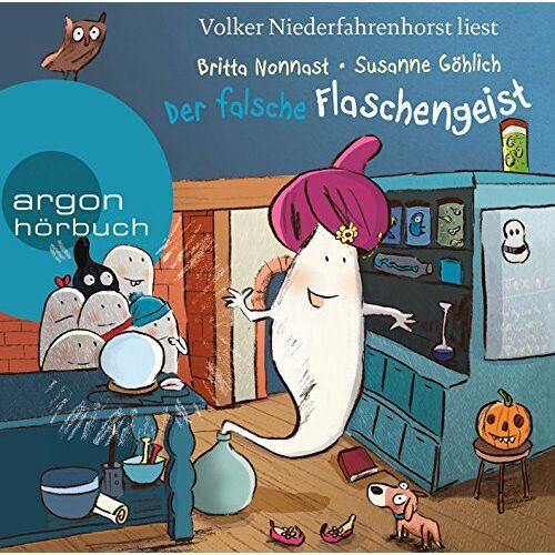 Britta Nonnast - Der falsche Flaschengeist - Preis vom 07.05.2021 04:52:30 h