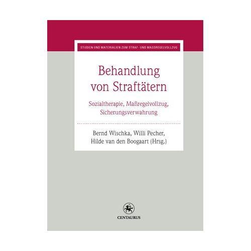 Bernd Wischka - Behandlung von Straftätern: Sozialtherapie, Maßregelvollzug, Sicherungsverwahrung - Preis vom 25.02.2021 06:08:03 h