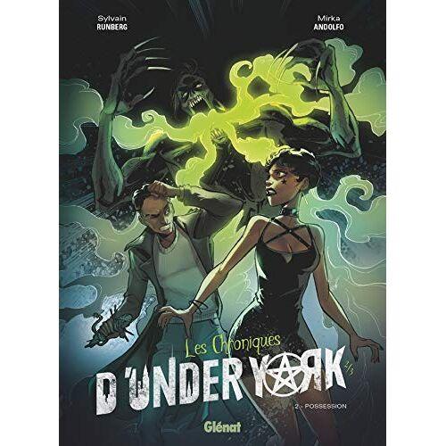 - Les Chroniques d'Under York - Tome 02 (Les Chroniques d'Under York (2)) - Preis vom 28.02.2021 06:03:40 h