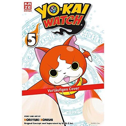 Noriyuki Konishi - Yo-kai Watch 05 - Preis vom 24.02.2021 06:00:20 h