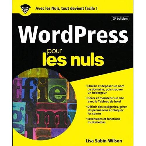 - WordPress pour les nuls - Preis vom 05.09.2020 04:49:05 h