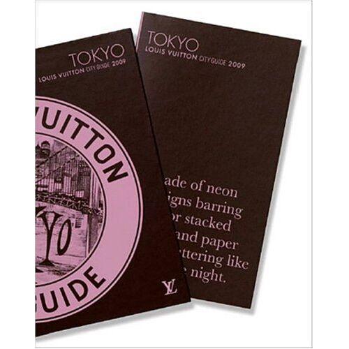 - Louis Vuitton - Tokyo - City Guide 2009 - Preis vom 22.04.2021 04:50:21 h