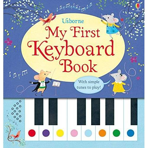 Sam Taplin - My First Keyboard Book - Preis vom 18.04.2021 04:52:10 h