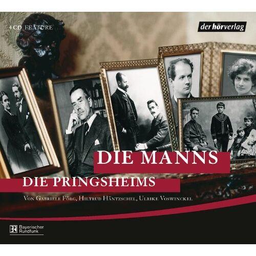 Ulrike Voswinckel - Die Manns. Die Pringsheims - Preis vom 16.01.2021 06:04:45 h