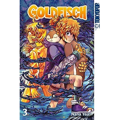 Nana Yaa - Goldfisch 03 - Preis vom 18.10.2020 04:52:00 h