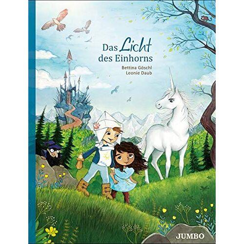 Bettina Göschl - Das Licht des Einhorns - Preis vom 20.10.2020 04:55:35 h