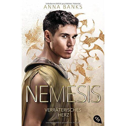 Anna Banks - Nemesis - Verräterisches Herz (Die Nemesis-Reihe, Band 2) - Preis vom 22.02.2020 06:00:29 h