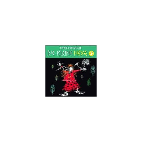 Otfried Preußler - Die kleine Hexe (Neuproduktion) - CD: Die kleine Hexe 2. Neuproduktion: FOLGE 2 - Preis vom 17.01.2020 05:59:15 h