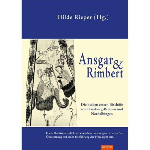 Hilde Rieper - Ansgar und Rimbert - Preis vom 23.02.2021 06:05:19 h