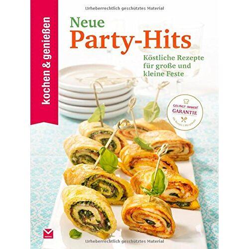 Kochen Kochen & Genießen - Kochen & Genießen Neue Party-Hits - Preis vom 28.02.2021 06:03:40 h