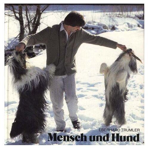 Eberhard Trumler - Mensch und Hund - Preis vom 20.10.2020 04:55:35 h