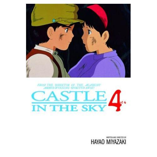 Hayao Miyazaki - Castle In The Sky, Vol. 4 - Preis vom 24.02.2021 06:00:20 h
