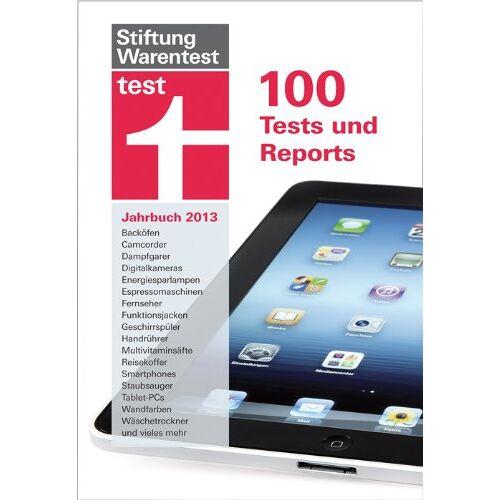 Stiftung Warentest - test Jahrbuch für 2013: 100 Tests und Reports - Preis vom 20.10.2020 04:55:35 h