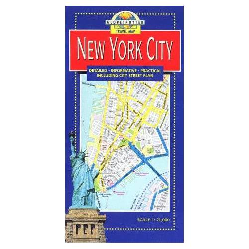 Globetrotter - New York City (Globetrotters Travel Maps) - Preis vom 14.01.2021 05:56:14 h
