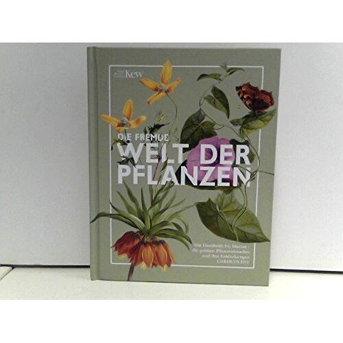 Carolyn Fry - Die fremde Welt der Pflanzen - Preis vom 22.02.2021 05:57:04 h